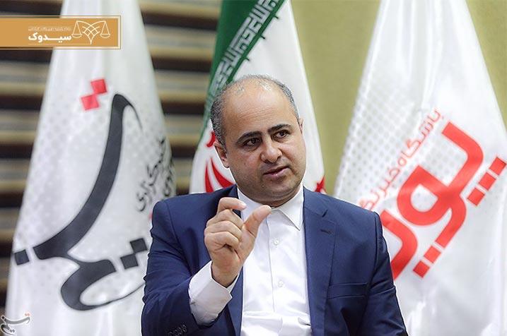 حضور مدیران سیدوک در خبرگزاری تسنیم