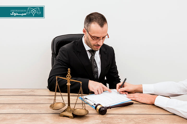 انواع وکیل