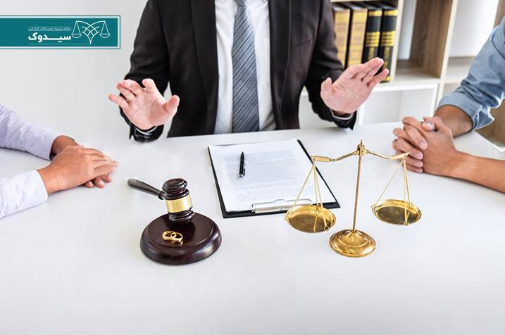 همه چیز درباره مشاوره حقوقی طلاق توافقی